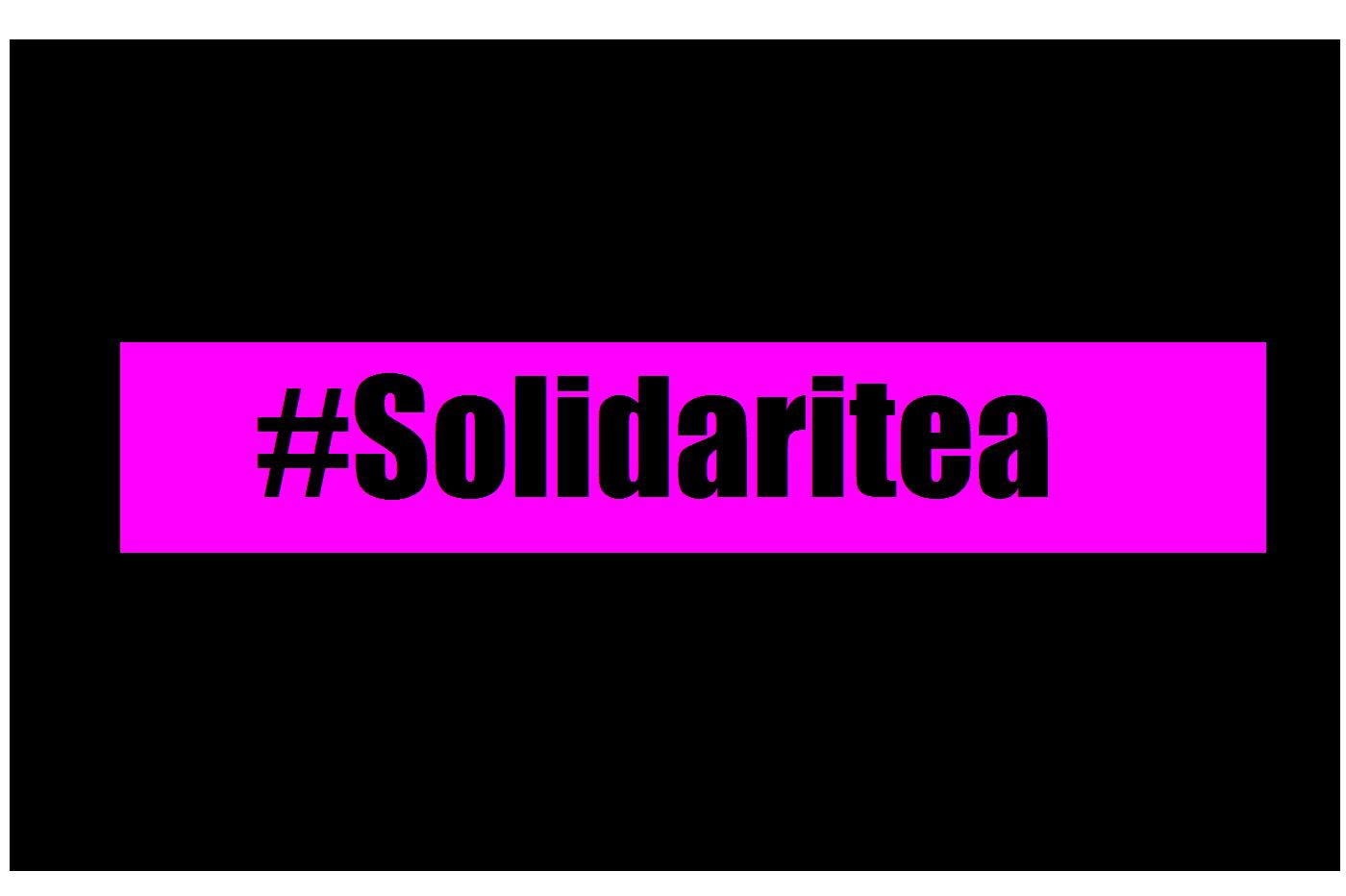 #Solidaritea